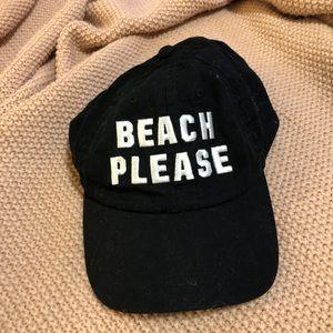 VS Pink Ball Cap